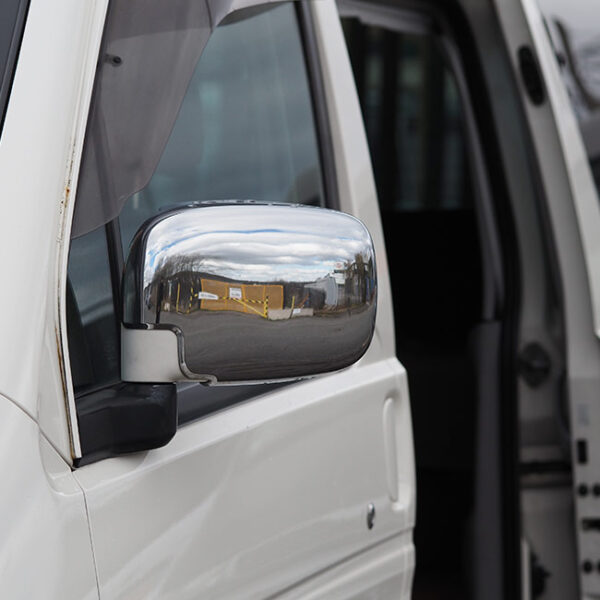 ABS Chrome Mirror Covers for Mazda Bongo-0