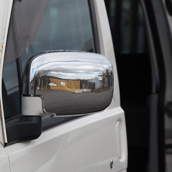 ABS Chrome Mirror Covers for Mazda Bongo-20095