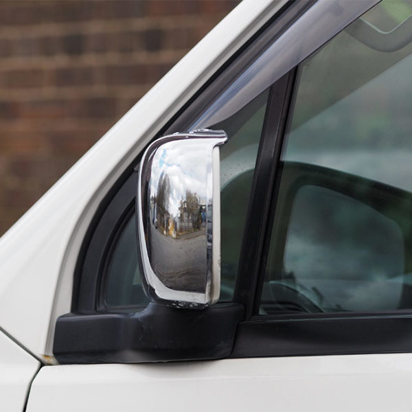 ABS Chrome Mirror Covers for Mazda Bongo-8411