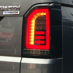 VW T6 Tailgate LED Dynamic Rear Lights-9271