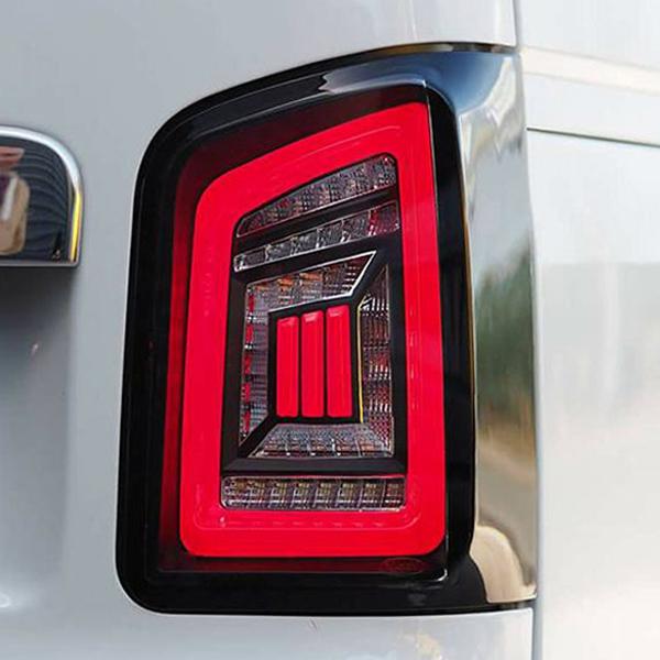 Van X Vw T6 Barndoor Led Rear Lights