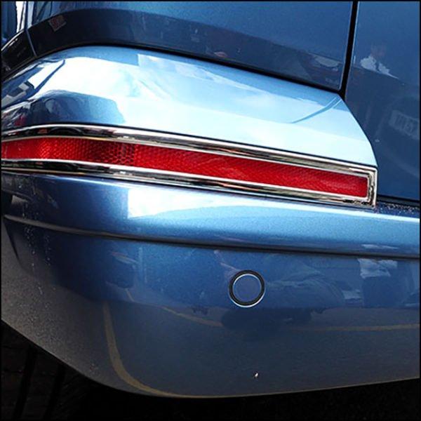 Tailgate Bumper Reflector Trims For VW T6 Transporter-7662