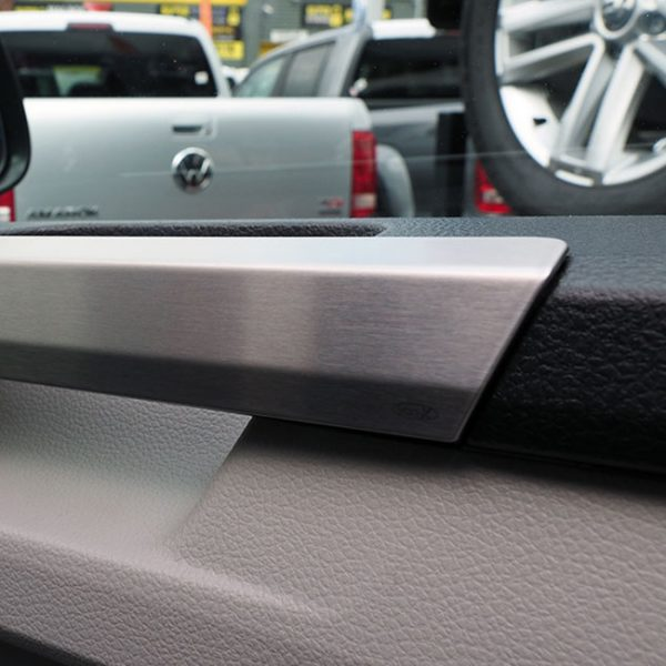 Grab Handle Covers for VW T6 Transporter Stainless Steel-20106