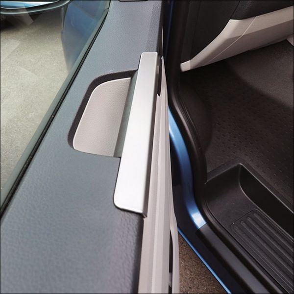 Grab Handle Covers for VW T6 Transporter Stainless Steel-7612