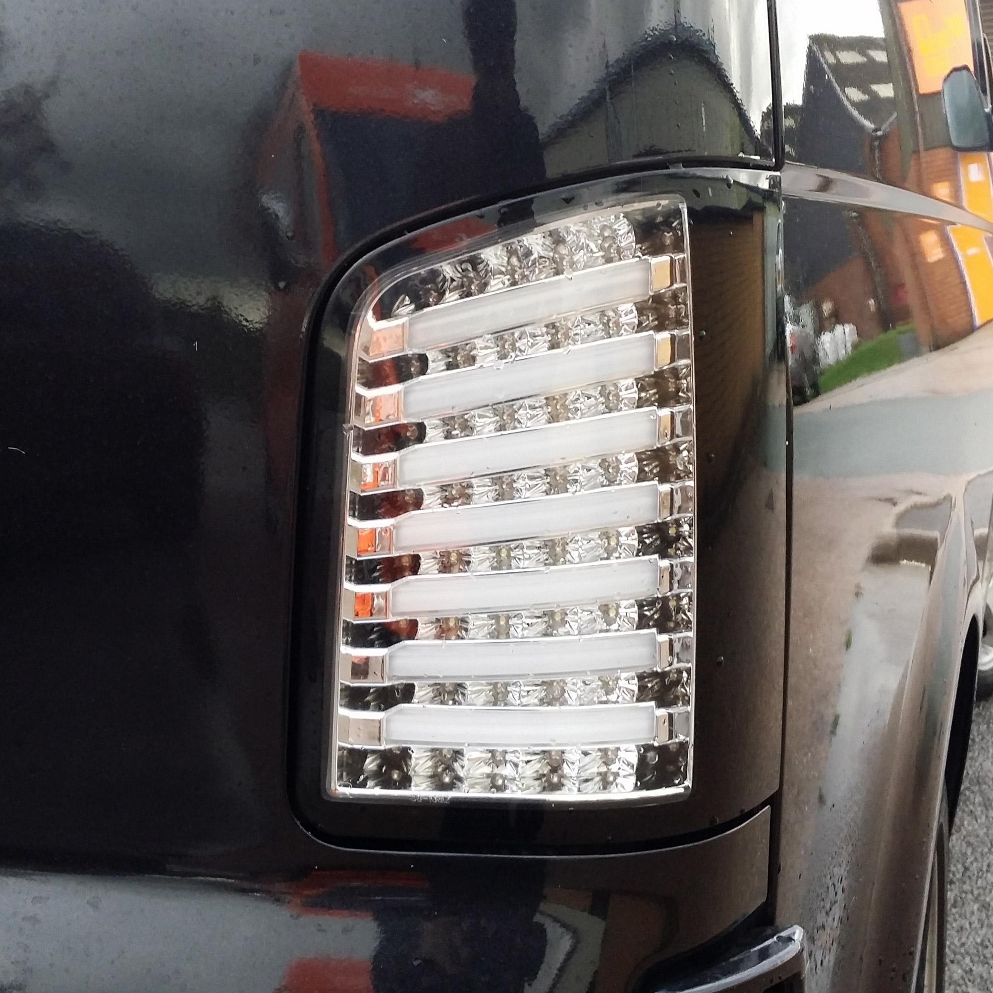 LED LIGHTING UPGRADE MAP LIGHT KIT WHITE VW T5 T5.1 T6 TRANSPORTER 2003-2015 NEW