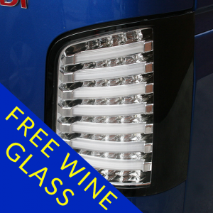 LED Rear Lights for VW T5 Transporter TAILGATE MK1-0