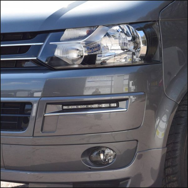DRL / LED Daylight Kit for VW T5.1 Transporter-7785
