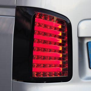 LED Rear Lights MK2 for VW T5 T5.1 T5GP Transporter BARNDOOR -20211