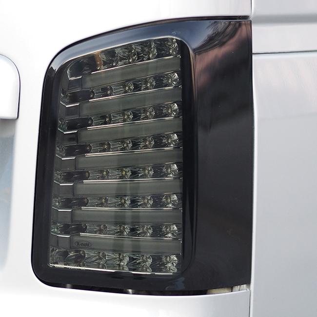 LED REAR LIGHTS MK2 FOR VW T5 T5.1 T5GP TRANSPORTER TAILGATE -20228