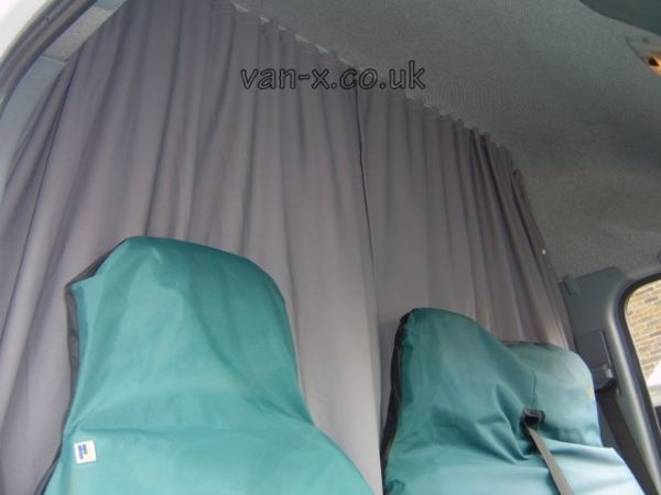 Cab Divider Curtain Kit for Mercedes Sprinter-7858