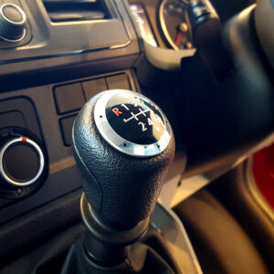6 Gear Knob Cap / Cover for VW T6 Transporter-0