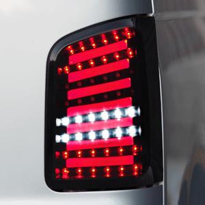 LED REAR LIGHTS MK2 FOR VW T5 T5.1 T5GP TRANSPORTER TAILGATE -20232