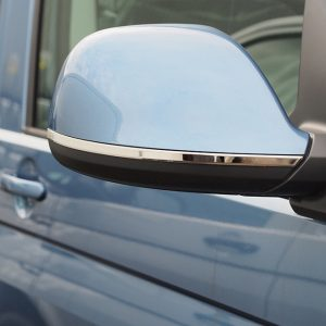 Mirror Trims Stainless Steel for VW T6-20201