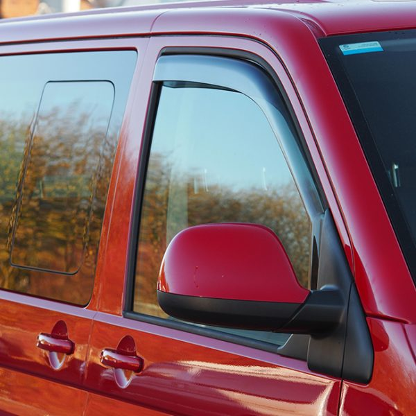 VW T5 / T5.1 Transporter Wind Deflectors-20239