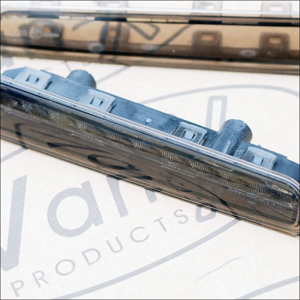 3rd Brake Light Lens for VW T6 Transporter Barndoor Only-8556