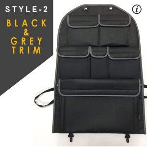 Back Seat Organiser for VW T6 Transporter-8658