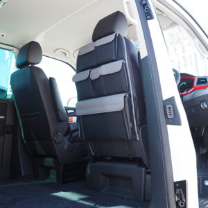 Back Seat Organiser for VW T6 Transporter-0