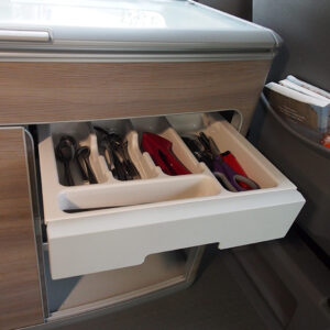 CUTLERY TRAY (CANTEEN) FOR VW CALIFORNIA-0