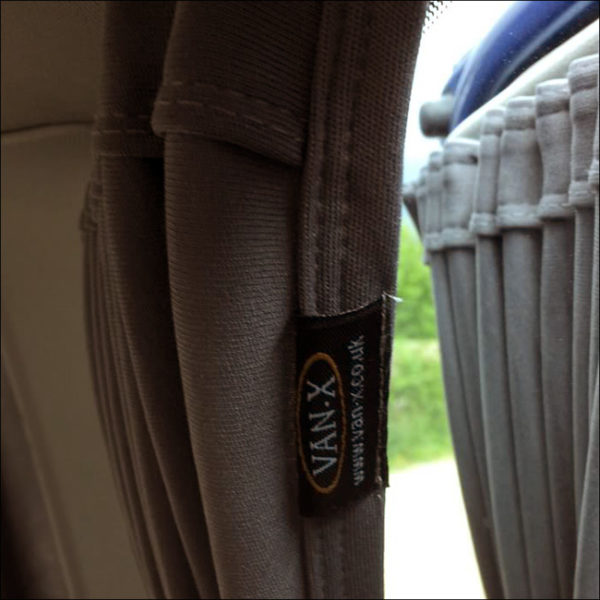 Curtains for Ford Transit Custom ECO-LINE Create Your Own Bundle-9110