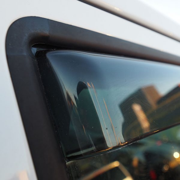 VW T6 Transporter Wind Deflectors-9319