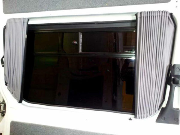 Curtains for Mercedes Sprinter ECO-LINE Create Your Own Bundle-9297