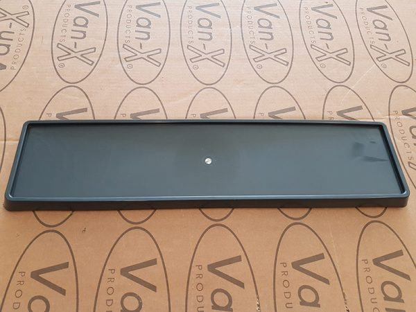 FRONT NUMBER PLATE TRIM FOR VW T5.1 T5GP T5 FACELIFT-9005