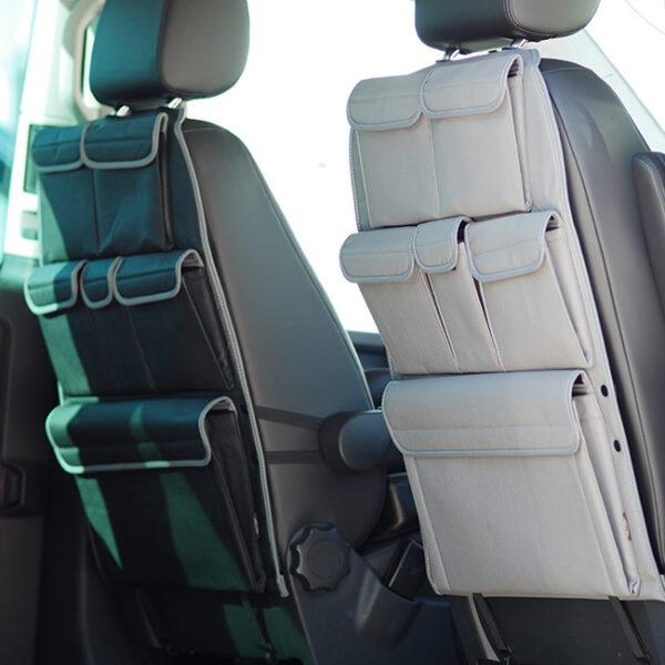 Back Seat Organiser for VW T5 & T5.1 Transporter -0