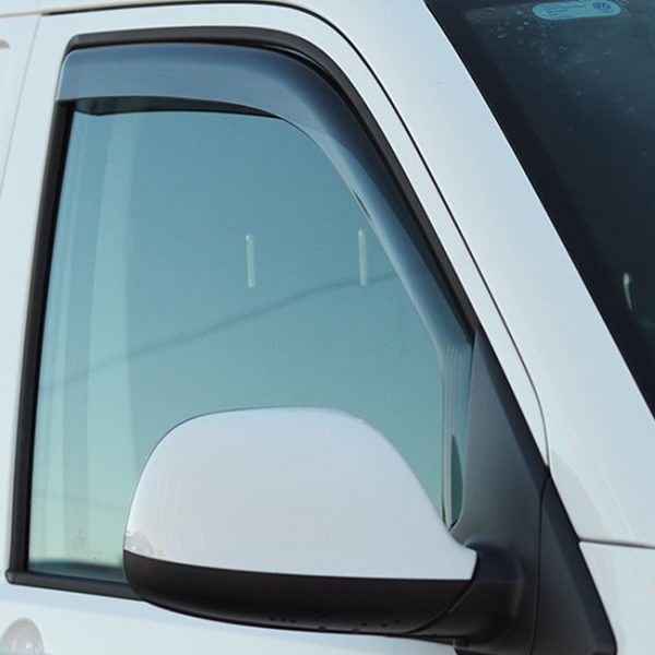 VW T6 Transporter Wind Deflectors-20292