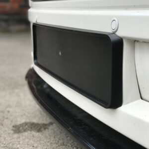 SPORTLINE SPOILER FRONT NUMBER PLATE TRIM FOR VW T5.1-0