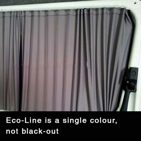Curtains for Mercedes Sprinter ECO-LINE Create Your Own Bundle-9299