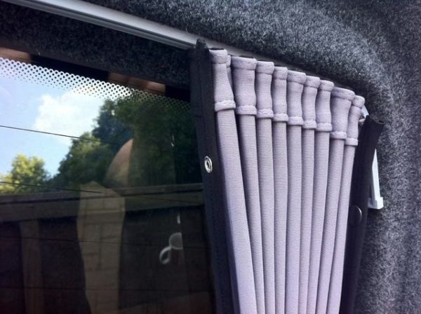 Curtains for Mercedes-Benz Sprinter Premium-Line Create Your Own Bundle-9292