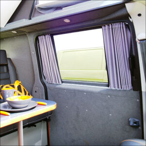 Curtains for Ford Transit MK6 & MK7 Premium-Line Create Your Own Bundle -9201