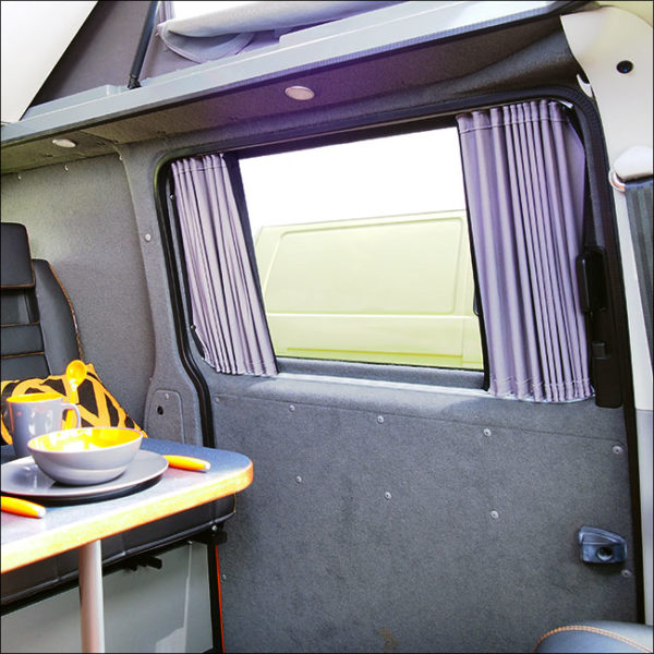 Curtains for Mercedes-Benz Sprinter Premium-Line Create Your Own Bundle-9235