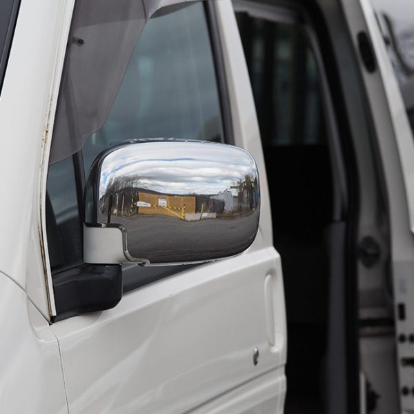 ABS Chrome Mirror Covers for Mazda Bongo (The ideal present!)-0