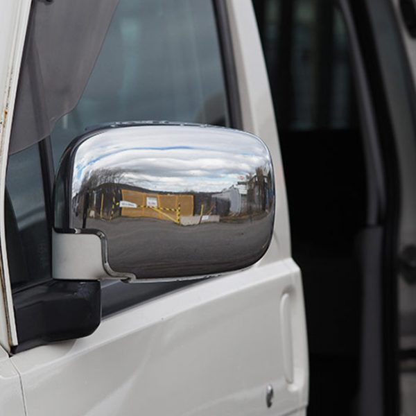 ABS Chrome Mirror Covers for Mazda Bongo (The ideal present!)-20360