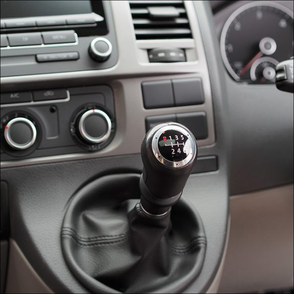 6 Gear Knob Cap / Cover for VW T5 Transporter (The ideal gift!)-20337