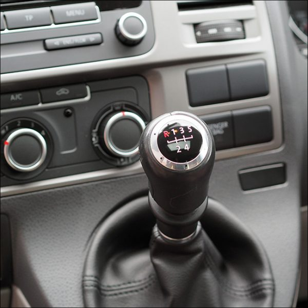 5 Gear Knob Cap / Cover for VW T5 Transporter (The perfect present) -20319