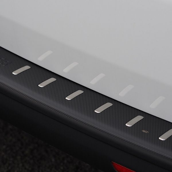 Rear Bumper protector for VW T5 & T5.1, Carbon Fiber Film (Ideal gift) -20393