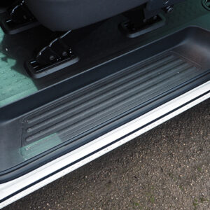 Loading Door Step for VW T5 & T5.1 Transporter EXTRA DEEP 17mm ABS-0