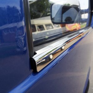 Window Sill Trims For VW T4 Transporter Stainless Steel (great gift idea)-20514