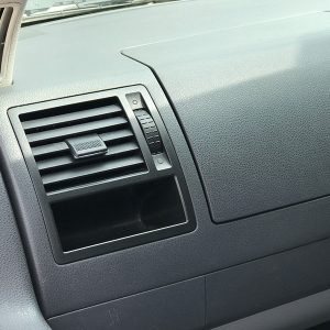 VW T5, T5.1 Updated Air Vent Tab Replacement (Set of 4) (The perfect gift)-20530