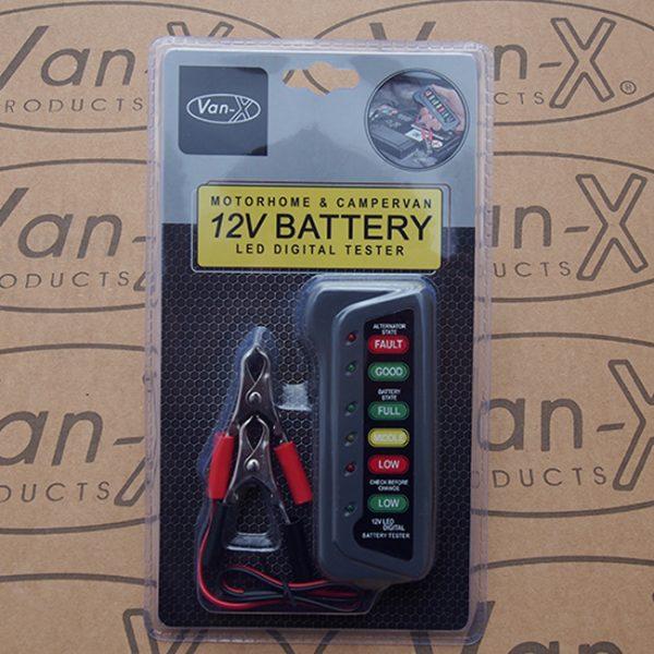 Van Battery Tester-20659