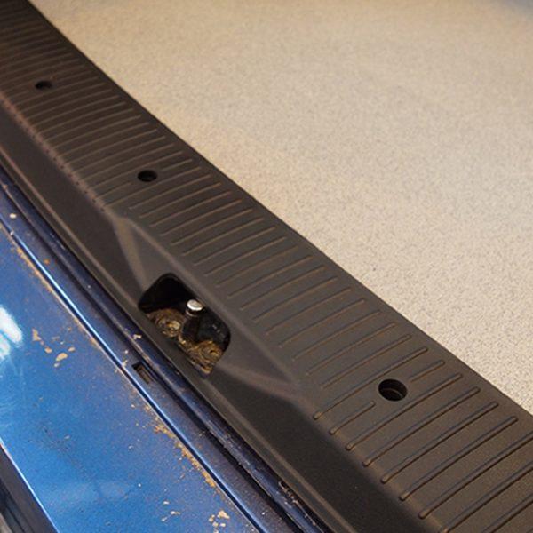 Rear Threshold For VW T5 & T5.1 Tailgate ABS Plastic Full Length-20581