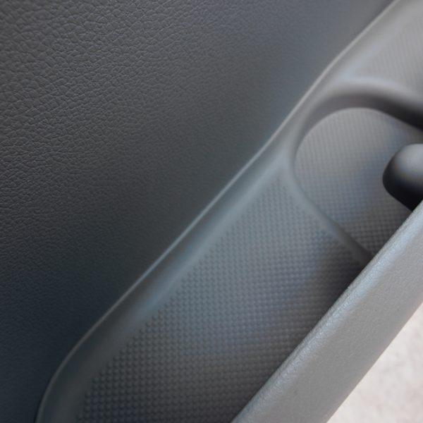 Rubber Door Pocket Inserts for VW T6 Transporter GREY-20633