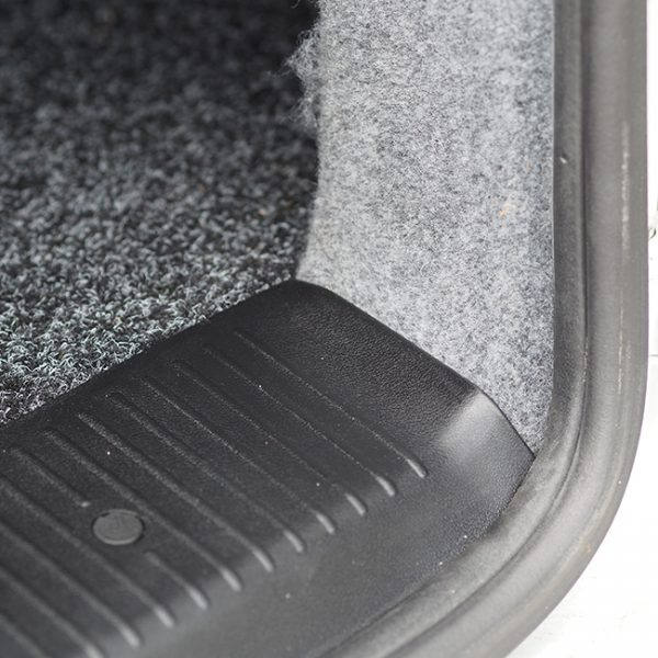 Rear Threshold For VW T5 & T5.1 Barndoor / Twin Door ABS plastic Full length-20570