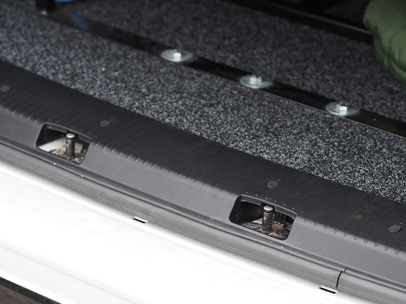 Van-X | Rear Threshold / Rear Entry Cover for VW T5