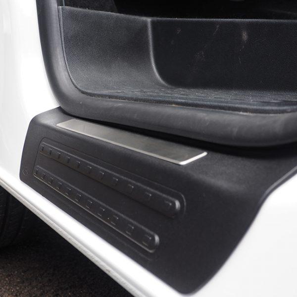 Side Step Entry Guards for VW T5 Transporter (SET OF 2)-20713