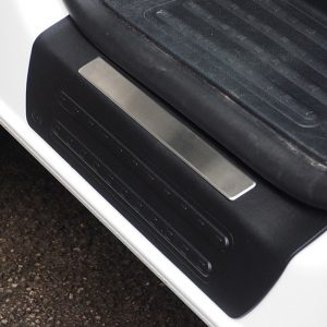 Side Step Entry Guards for VW T5 Transporter (SET OF 2)-20715