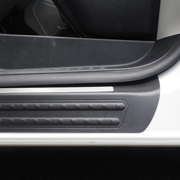Side Step Entry Guards for VW T5 Transporter (SET OF 2)-20714