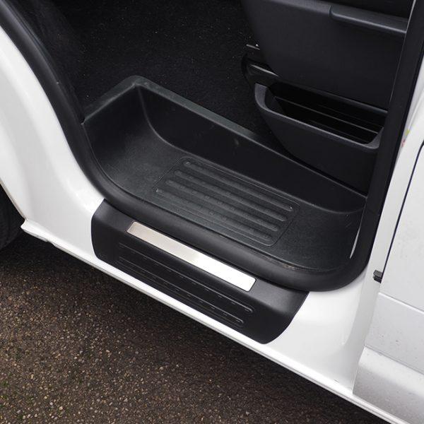 Side Step Entry Guards for VW T5 Transporter (SET OF 2)-20712